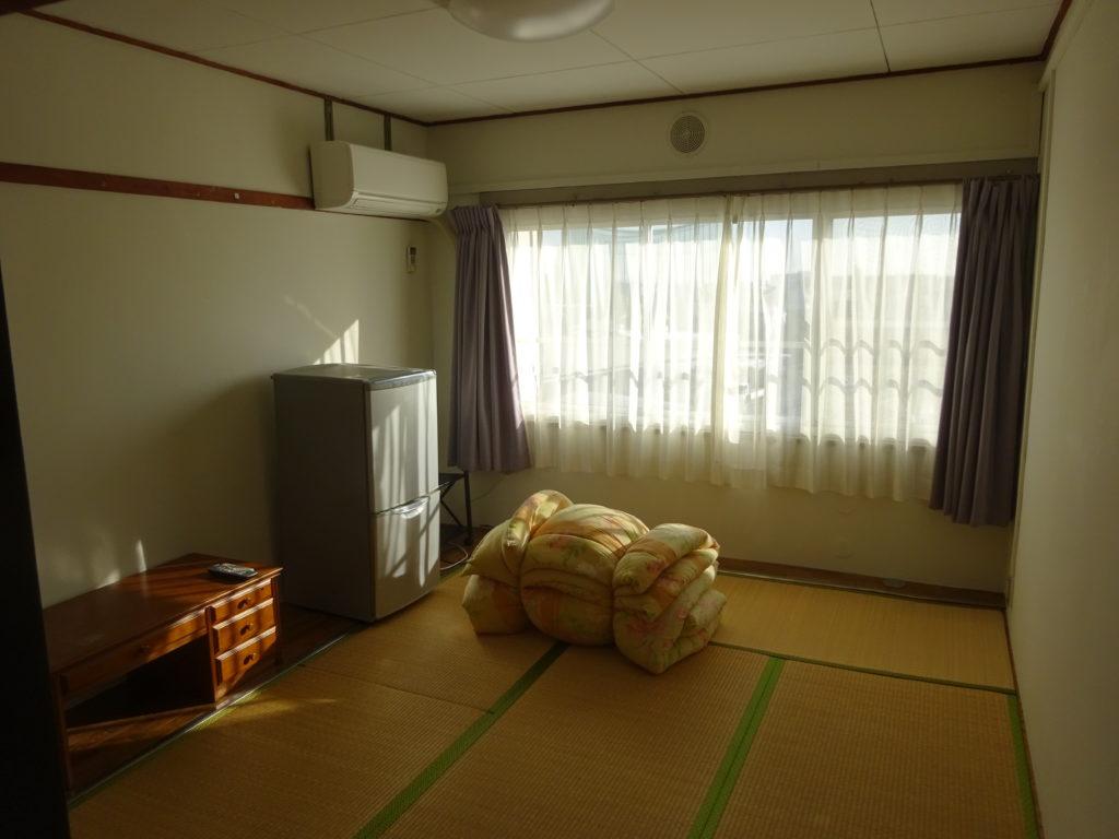 第7菱風寮部屋その1