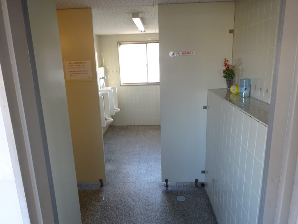 第7菱風寮トイレその1