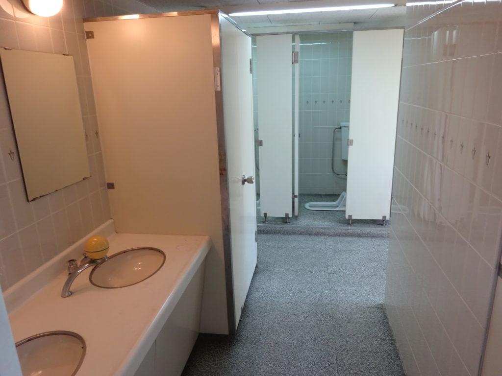 第7菱風寮トイレその2