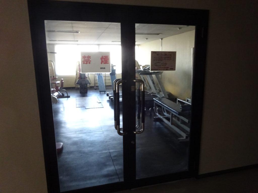 第7菱風寮トレーニングルーム