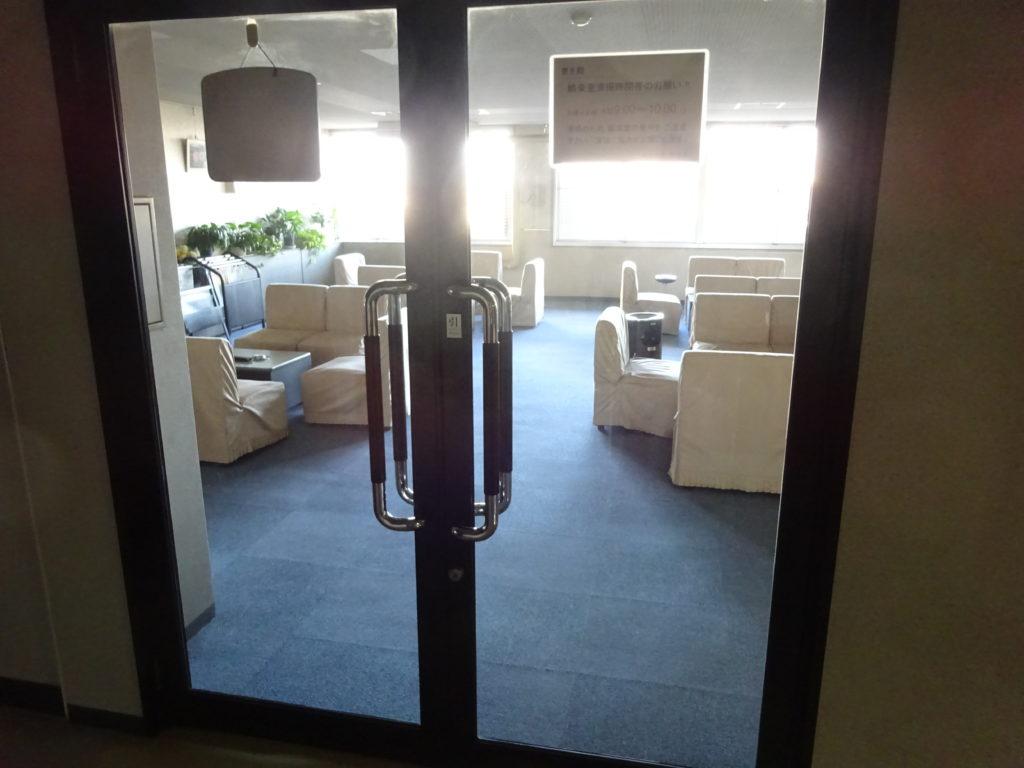 第7菱風寮娯楽室