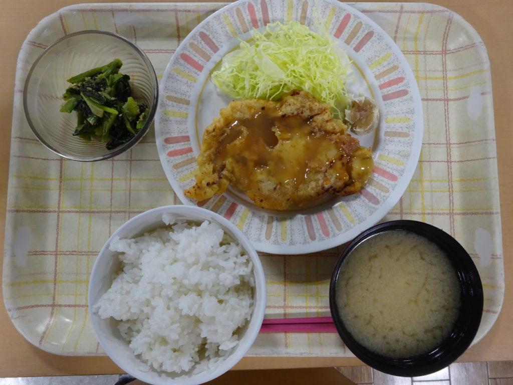 第7菱風寮夕食その1
