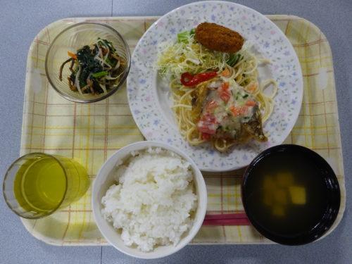 第7菱風寮夕食その2