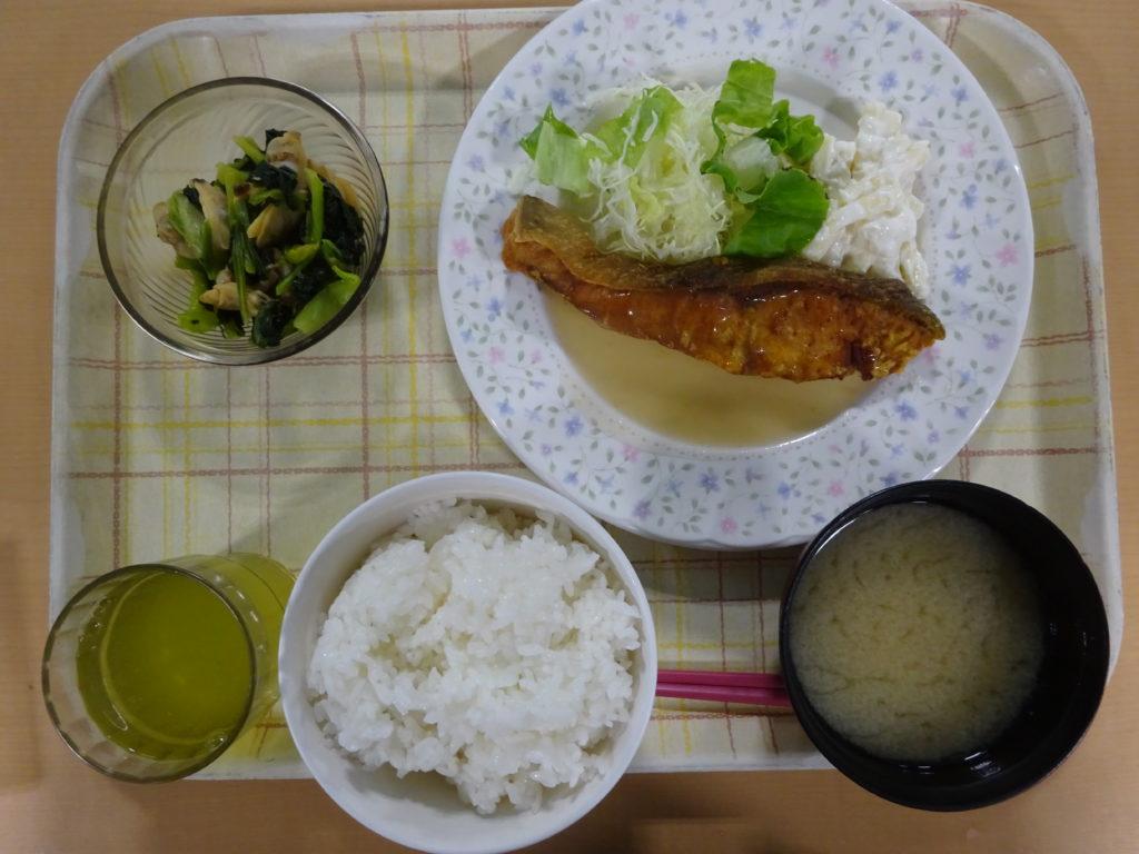 第7菱風寮夕食その3