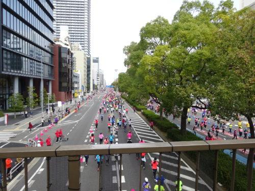 名古屋中心部マラソンその2