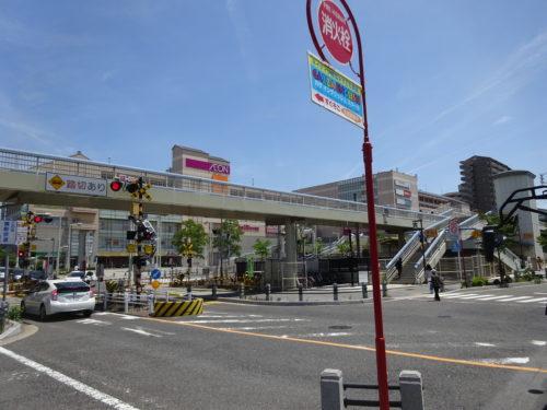 名鉄有松駅その1