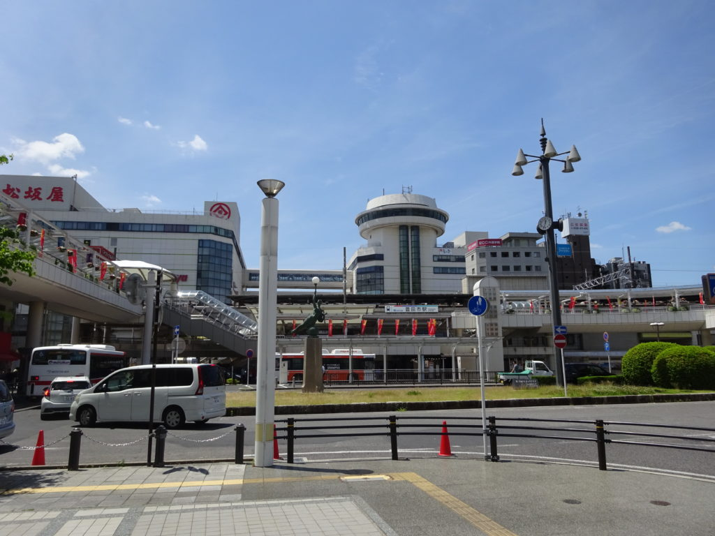 豊田市駅その1