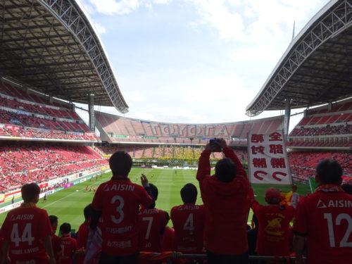 豊田スタジアム内その6