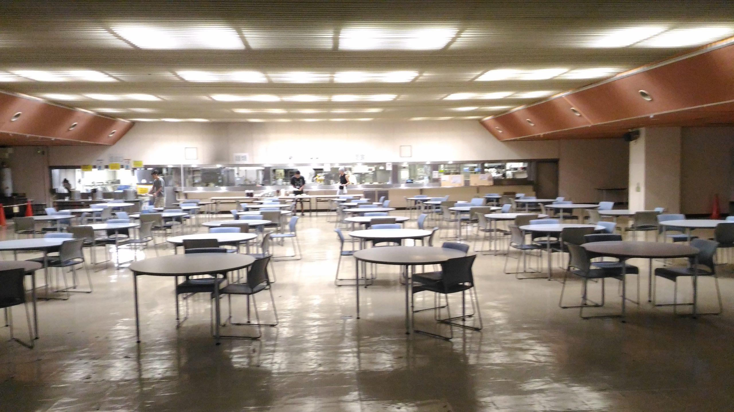 大原寮食堂