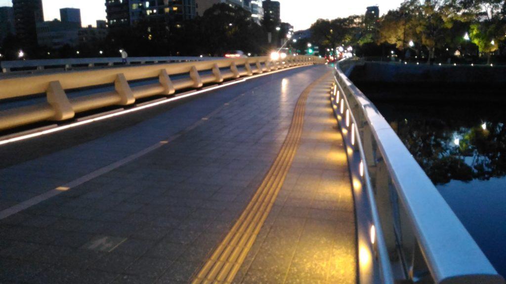 平和大橋歩道