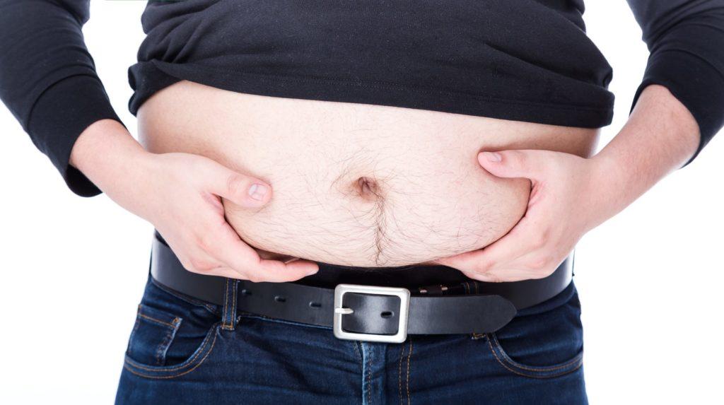 お腹の脂肪
