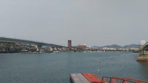 黄金橋と広島高速2号
