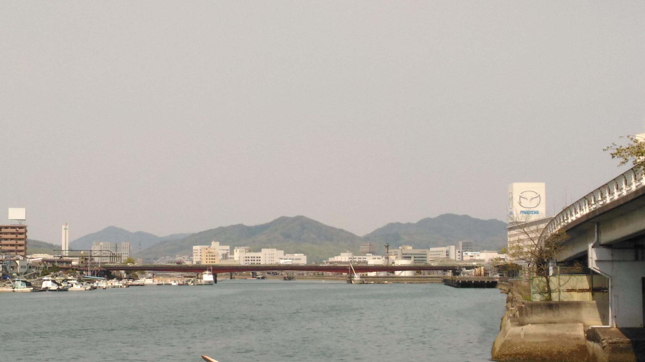 黄金橋と東洋大橋