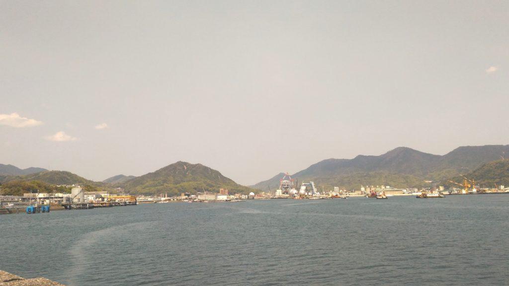 海田町方面