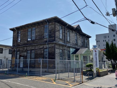 旧広島港湾事務所その1