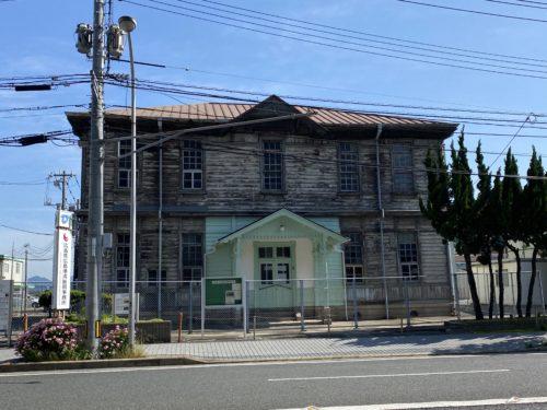 旧広島港湾事務所その2