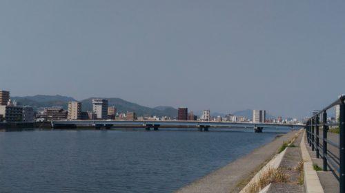 天満川河口
