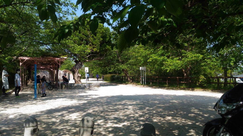 江波山公園その1