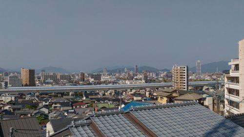 江波山気象館眺めその1