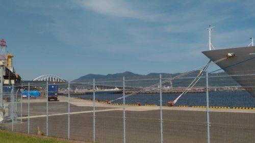 1万トンバースマツダ広島工場