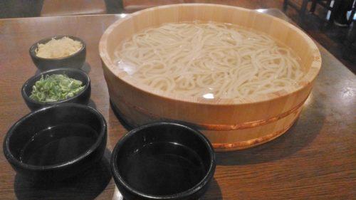 丸亀製麺家族うどん