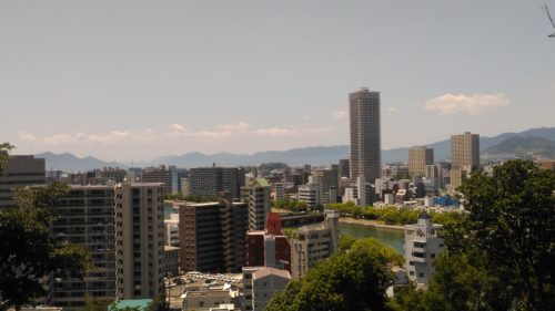 富士見台展望台からの眺めその2