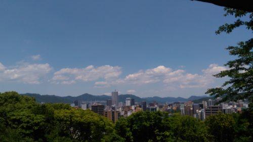 富士見台展望台からの眺めその3
