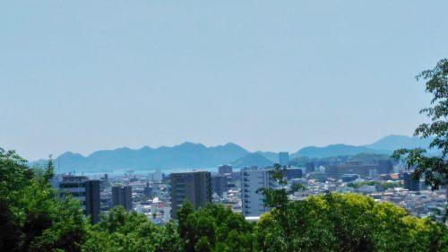 富士見台展望台からの眺めその5