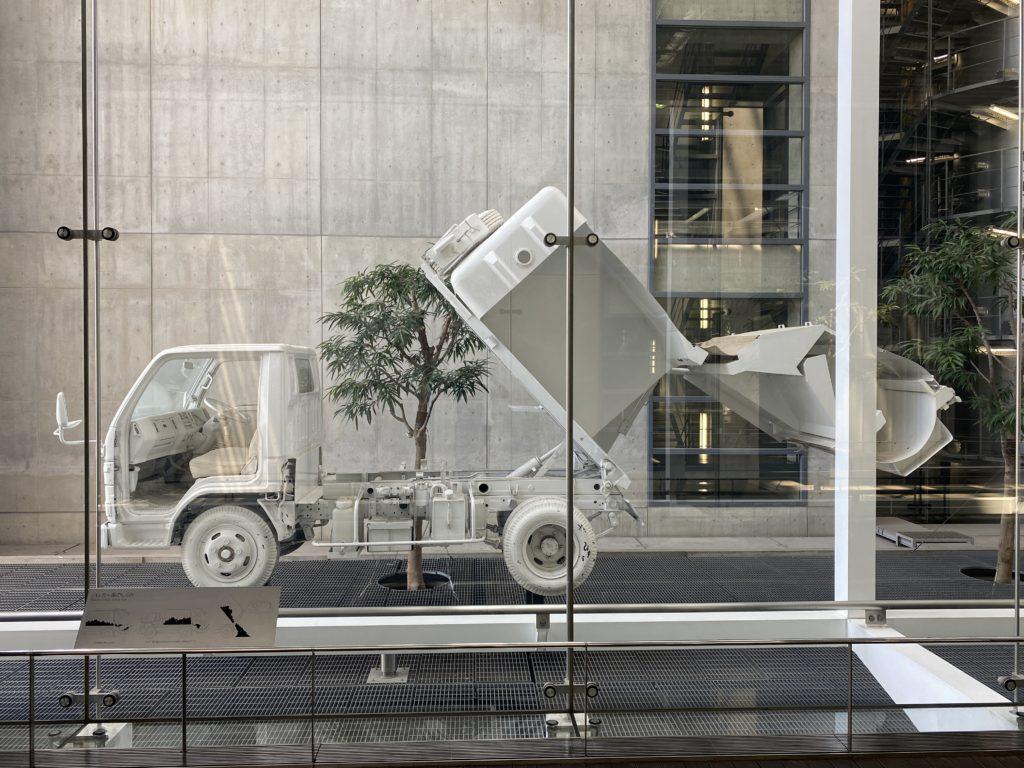 2Fエコリアムパッカー車