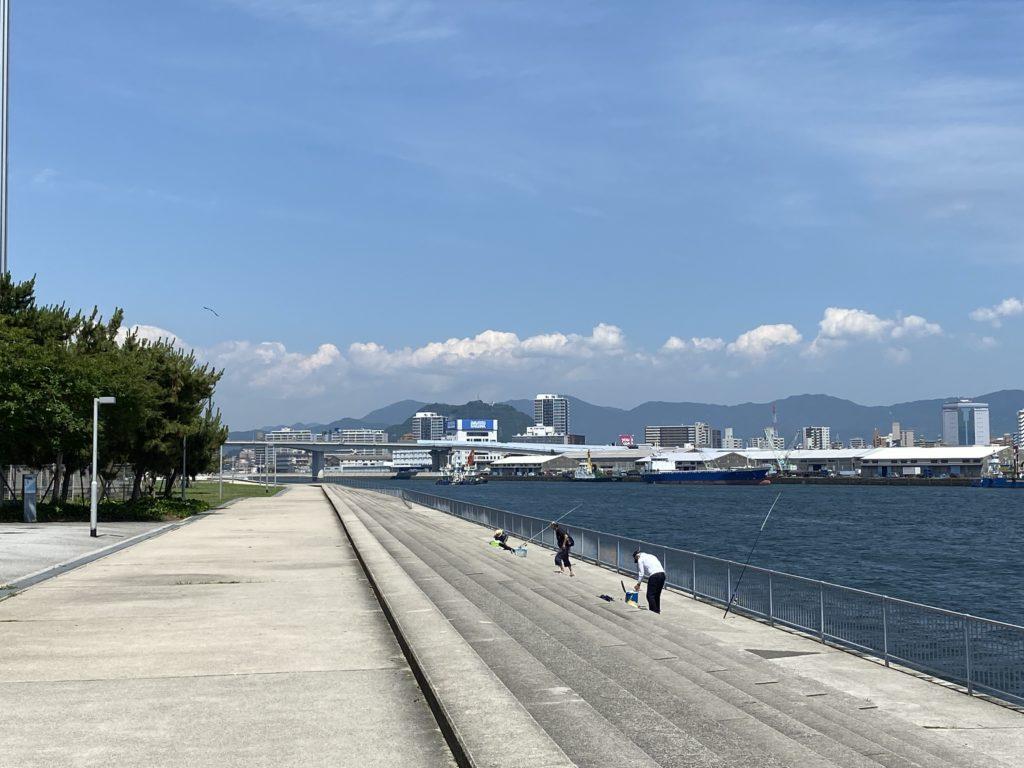 吉島釣り公園その3