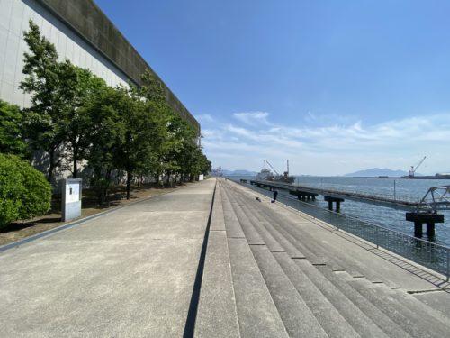 吉島釣り公園その1