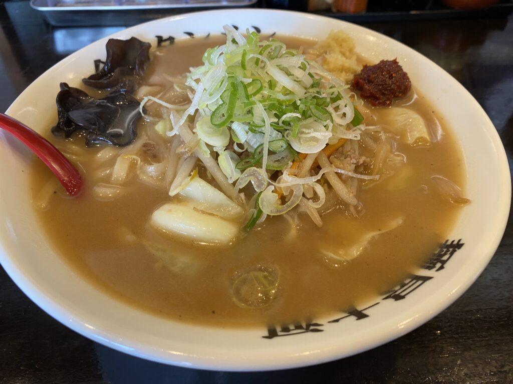 金澤タンメン