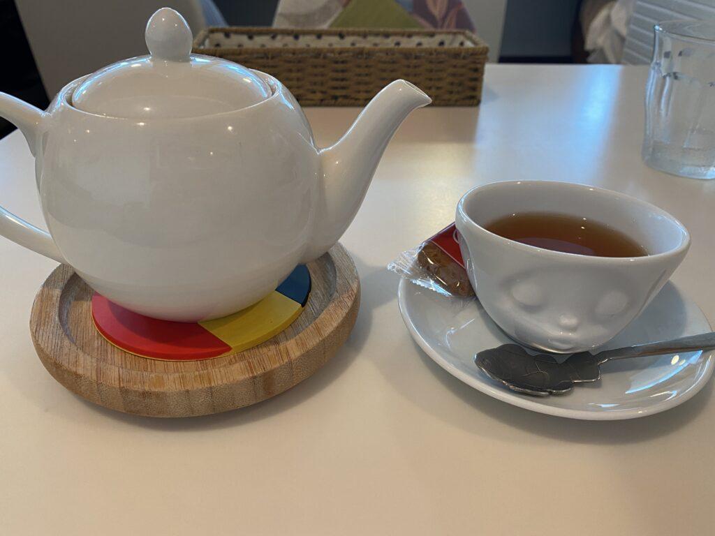 もみの木カフェ 紅茶