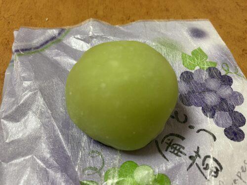 清香室町 マスカットシャイン大福